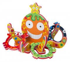 alex игрушка для ванной веселые джунгли