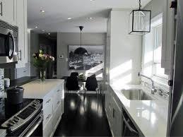 Free Kitchen Design Layout Galley Kitchen Design For Minimalist Decorations Interior Design