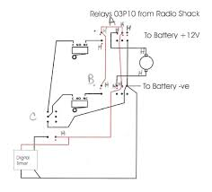 12v dc wiring diagram simple wiring diagram how do i wire a 12v dc motor to micro switches relay digital timer 12v light wiring diagram 12v dc wiring diagram