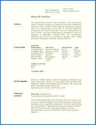 Best Resume Templates Mac - Embersky.me