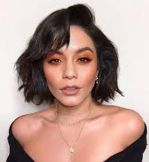 deborahpraha vanessa hudgens orange eyeshadow makeup look