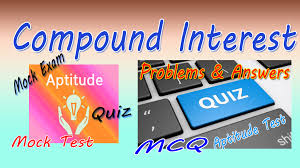 Career Test Free Best Compound Interest Problems With Solutions RRB Group D ALP Free
