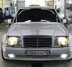 Page for mercedes benz enthusiasts. W124 E500 Widebody Kit Mercedes Benz Tuning