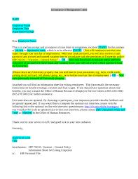 resignation letter sample resignation letter format formal resignation letter 03