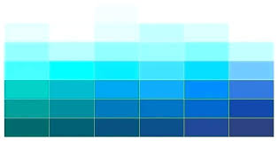 Green Car Paint Chart Shades Of Blue Car Paint Ucraine Info