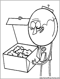 Regular Show Benson Coloring Pages 2018 Open Coloring Pages