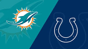 One Page Nfl Depth Chart Miami Dolphins At Indianapolis Colts Matchup Preview 11 10