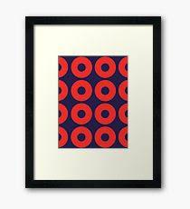 wall art red dot