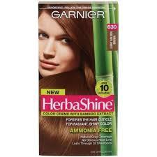 Garnier Herbashine Haircolor 630 Light Golden Brown Pack