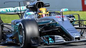 lewis hamilton car. Beautiful Lewis Lewis Hamilton Has Lavished His New Car The W08 With Praise After Setting  Quickest Time On Day One Of Preseason Testing Intended Car