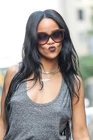 Rihanna Short Black Hair Tumblr