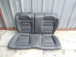 1999 2002 honda accord coupe used rear leather seat