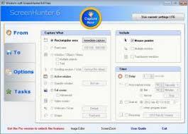 ScreenHunter Pro 7.0.1229 Crack + License Key [Latest 2021]