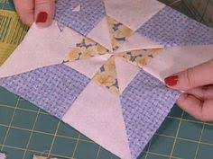 quilt block patterns | How To Make a Double Pinwheel Quilt in a ... & quilt block patterns | How To Make a Double Pinwheel Quilt in a Day :  Archive Adamdwight.com