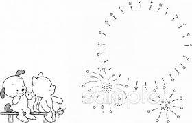 花火イラストなら小学校幼稚園向け保育園向けのかわいい無料