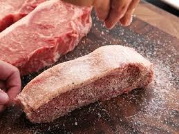 Anova Steak Chart Anova Steak Guide Sous Vide Photos Seasoning Edge Fillet