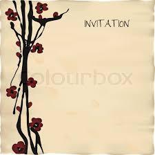 16 Cool Invitation Blank Card Design Collection Invitation