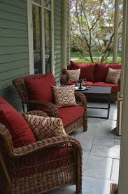 the porch furniture. Come Enjoy Our New Porch Furniture And Relax To The Sound Of A Bubbling  Garden Fountain! #landmarkinn #Cooperstown #bedandbreakfast I