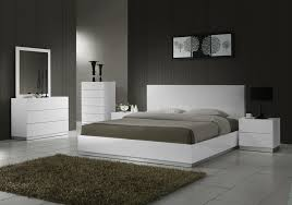 Shiny White Bedroom Furniture Modern Bed Bedroom Furniture Greenvirals Style