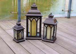large size of patio ideas outdoor candle lanterns for patio indoor outdoor metal lanterns set