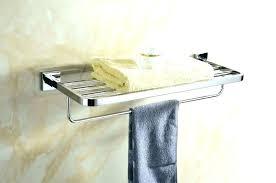 hand towel holder for wall. Hand Towel Hook Racks For Bathroom Wall Holder Rack . E