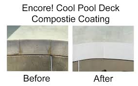 pool deck paint colorsHydropoolcom  Encore Cool Pool Concrete Deck Composite Coating
