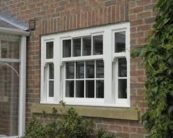vertical sliding windows composite door