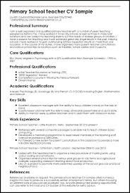 Example Resumes For Teachers Sample Resume Cover Letter For Teachers Special Education Consultant