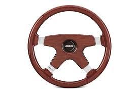 steering wheel wood