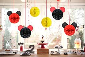 20 Mickey Mouse Birthday Party Ideas ...