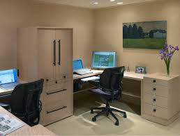 combined office interiors desk. Home Office : Contemporary Design Desk Ideas For Collections Beautiful Combined Interiors S