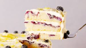 Best Lemon Blueberry Cake Recipe How To Make Lemon Blueberry Cake