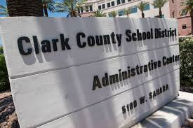 clark county school district administration building located at 5100 west sahara ave in las vegas