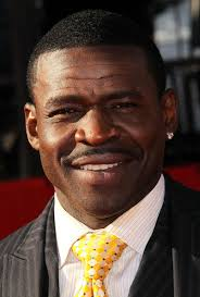 Former NFL player Michael Irvin arrives at The 2011 ESPY Awards at Nokia Theatre L.A. Live on July 13, 2011 in Los Angeles, California. - Michael%2BIrvin%2B2011%2BESPY%2BAwards%2BArrivals%2B0vmBFXlRIZvl