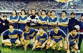 Cuantas veces llego Boca a la semifinal de la libertadores