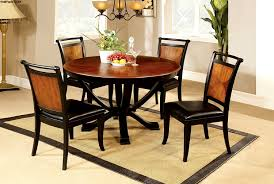 gallery of amazing small round kitchen table sets