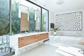 Modern interior design bathroom Modern Wc Inspiring Mid Century Modern Bathroom Interior Design Décor Aid Mid Century Modern Design Defined How To Master It Décor Aid