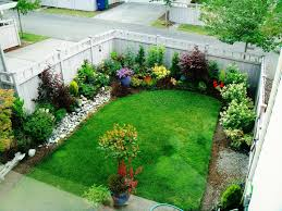 How To Design A Small Front Garden Lawn Garden Small Backyard Landscape Ideas Astonishing