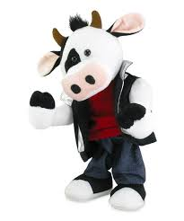 cuddle barn moos like jagger cow