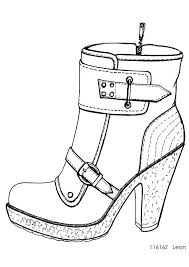 shoes drawing designs. shoes drawing designs o