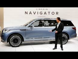 2018 lincoln navigator concept. exellent 2018 new 2018 lincoln navigator massive luxurious land yacht  youtube on lincoln navigator concept