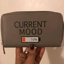 Gently Used Current Mood Pocket Book Type Depop