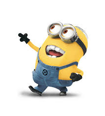 Image result for minion watching film clip art