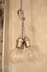 epbot wire your own pendant lighting easy fun regarding how to make a plug in pendant light