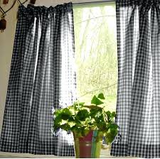 checd kitchen curtains black and white checd kitchen curtains black and white checd kitchen curtains black checd kitchen curtains