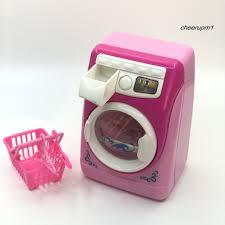 WJ Bộ Đồ Chơi Máy Giặt Mini Cho Bé