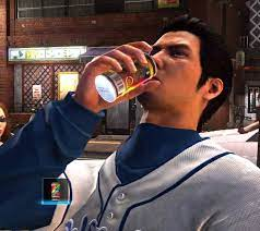 Last year i visited two restaurants (episodes 21 and 25) that had special collaborations with sega and the ryu ga gotoku studios team: Mina Majima Currently Not Available On Twitter Of Course All Yakuza Drinks Are Real Look At My Second Pic In This Comments There Are Way More Boss Coffee And They Are So