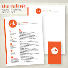 Resume Business Card And Letterhead Design By Chelsearaedesigns