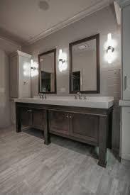 wood tile flooring in bathroom. Colors Of Cabinets That Look Good With Grey Floor. Wood Tile BathroomWood Flooring In Bathroom I