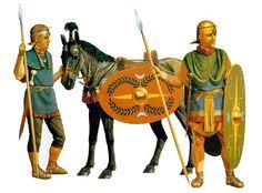 Image result for roman auxiliary cavalry